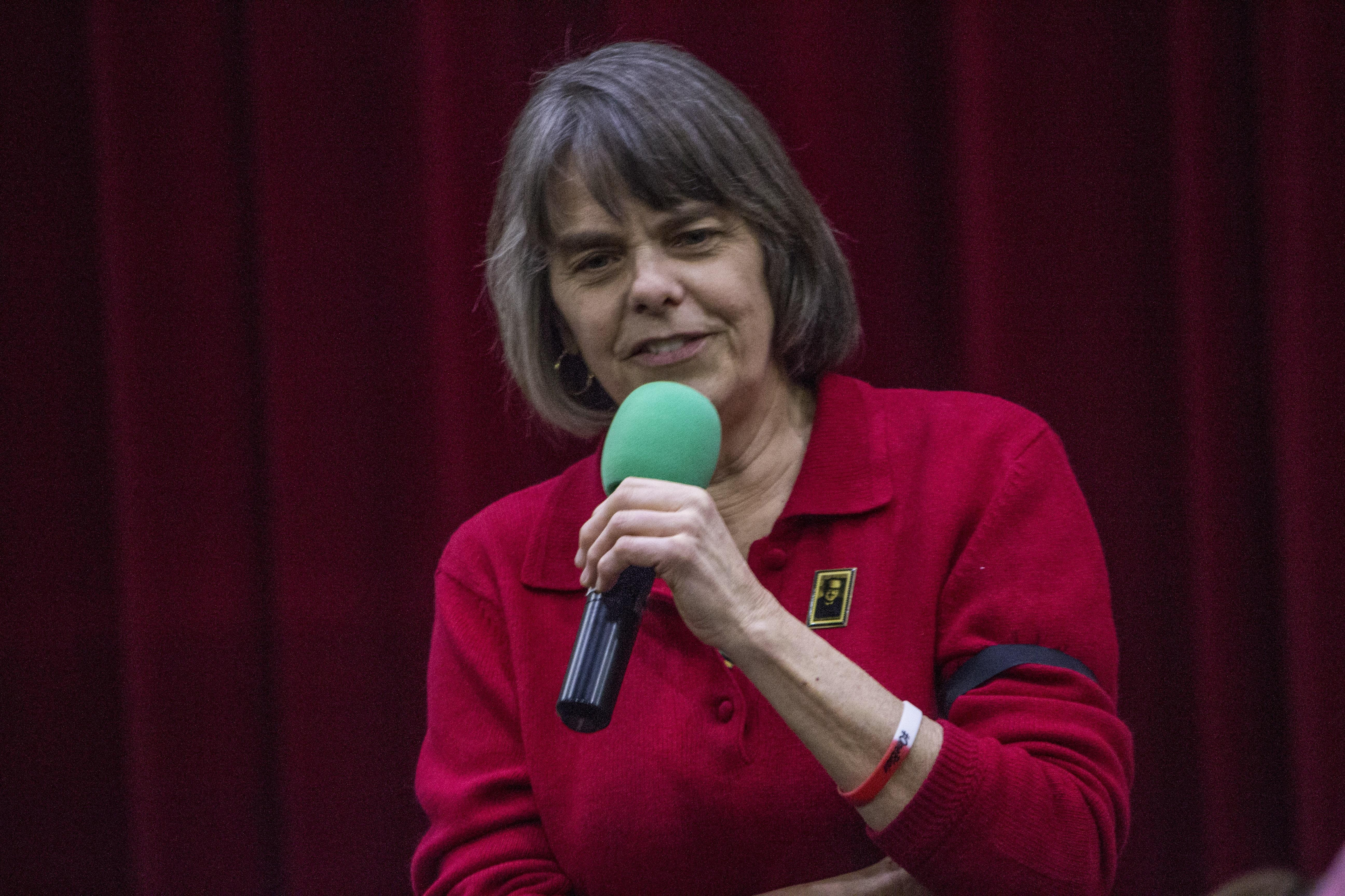 Mary Beth Tinker speaks at Blair | Silver Chips
