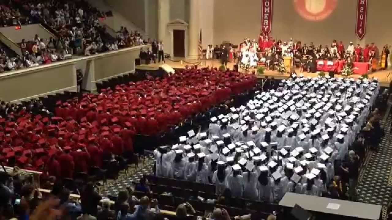 Blair graduation tentatively set for June 7
