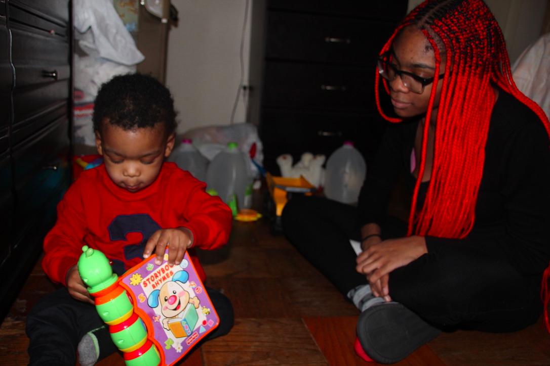 Pregnant at Blair: Tamera's Story