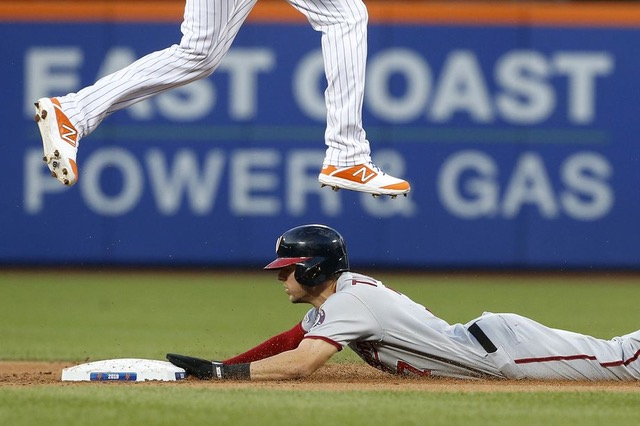 Nationals falter against red-hot Mets
