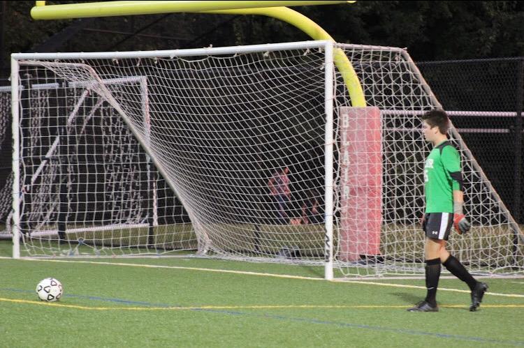 Blair boys' soccer defeats Clarksburg in home opener