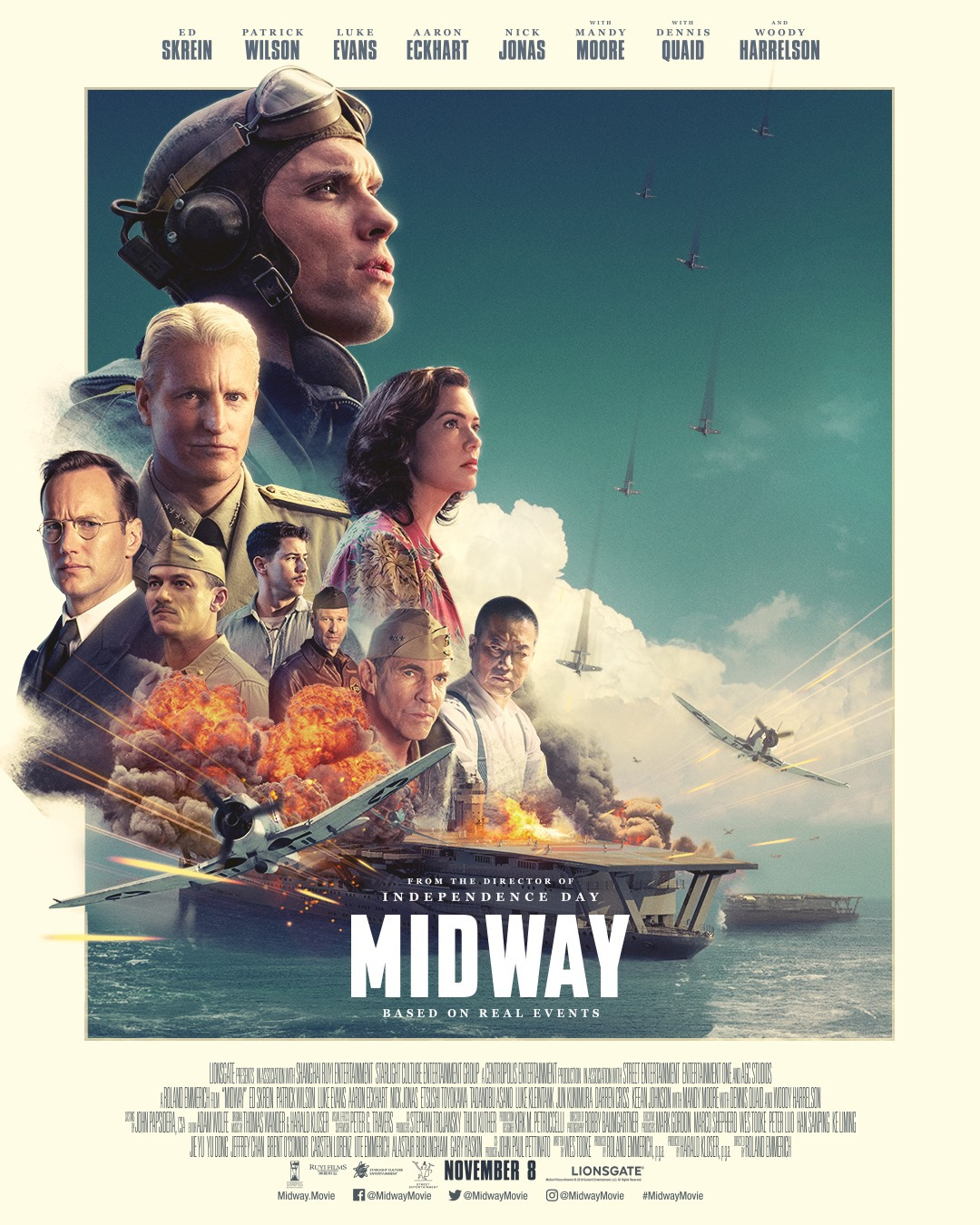 """""""Midway"""" between heartwarming and longing for more"""